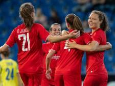 Voetbalsters FC Twente boeken fraaie uitzege in Champions League