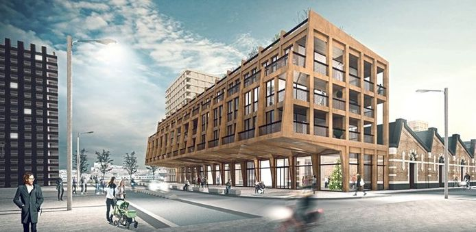 DCA Woonprojecten Montevideo Residences.