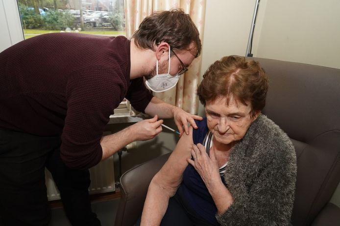 De vaccinaties bij Aan de Beverdijk