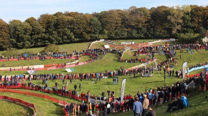 """Veldritfans genieten van spannende cross in Hotondarena: """"Eén van de mooiste parcours"""""""