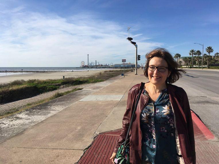 Suzanne Eaton verdween vorige week spoorloos toen ze een eind ging joggen.