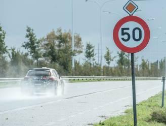 Politie flitst 43 rallywagens op de Schorissesteenweg in Ronse: snelste reed 93 kilometer per uur in zone 50