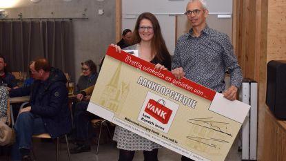 Sonja wint hoofdprijs valentijnsactie
