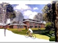 Nieuwe stichting bouwt twaalf appartementen in Cort Heyligerskazerne Bergen op Zoom