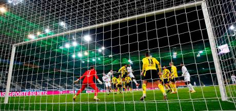 Dortmund ondanks twee goals Haaland onderuit bij Gladbach