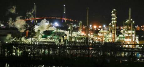 Un important incendie s'est déclaré dans une raffinerie de Total du Havre