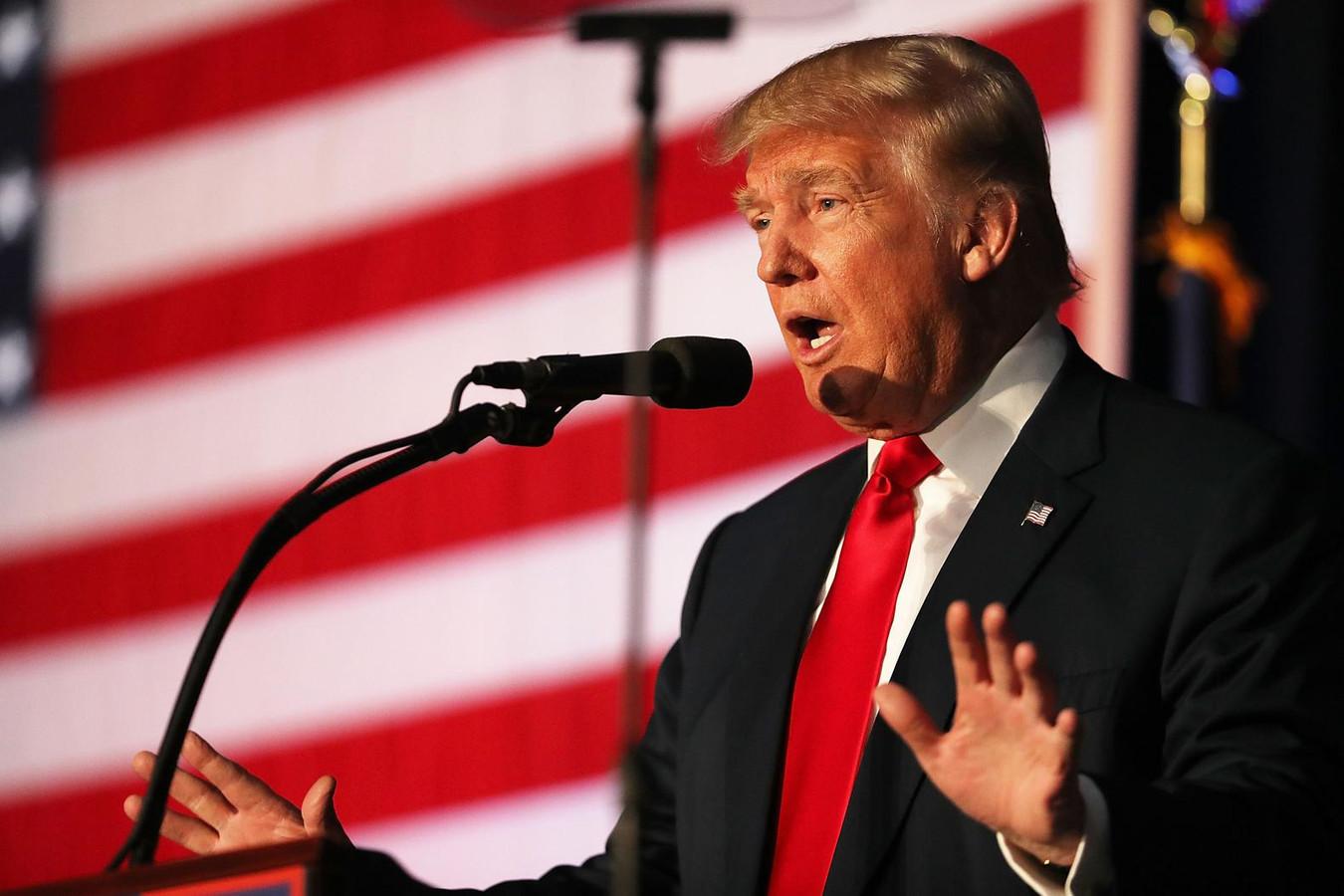 Donald Trump jaagt economen schrik aan | Foto | AD.nl