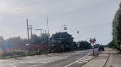 Spooroverweg Rijselseweg tijdelijk afgesloten