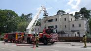 Kat gered uit zware keukenbrand boven brasserie 'Bij ons in Malle'