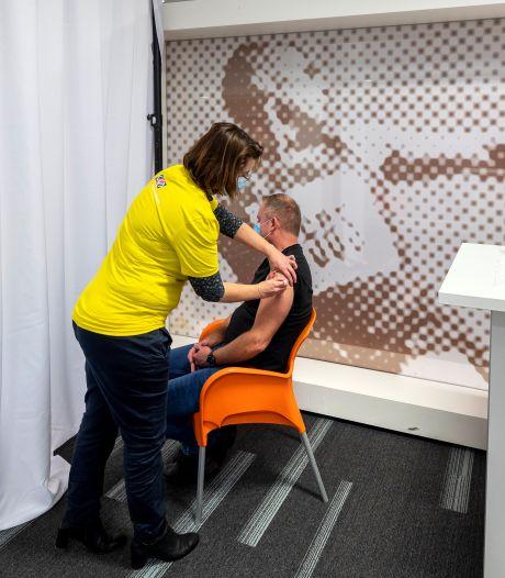Papendal klaar om te prikken: massavaccinatie mogelijk 'met druk op de knop'