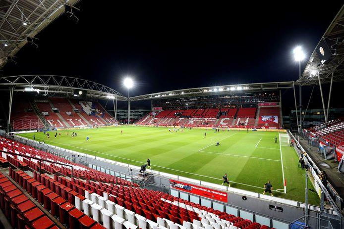 Stadion De Galgenwaard.