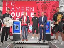 Le doublé du Bayern fêté à l'Hôtel de Ville de Munich mais sans les fans