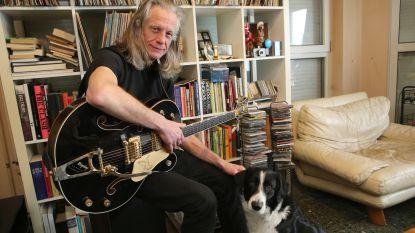 Guy Swinnen vierde 60ste verjaardag thuis en werkt aan nieuw materiaal tijdens de coronacrisis