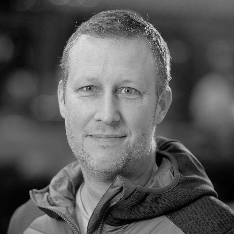 Frans Melissen Lector aan Breda University of Applied Sciences. Beeld Jan-Kees de Meester