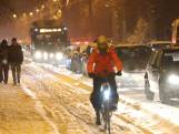 Dit is wat sneeuw doet met een stad