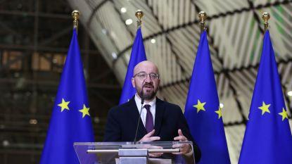 EU-leiders nog geen akkoord over inzet noodfonds: beslissing twee weken uitgesteld