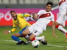 """Un défenseur péruvien allume Neymar: """"C'est un vrai clown"""""""