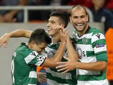 Bas Dost scoort ook als invaller voor Sporting