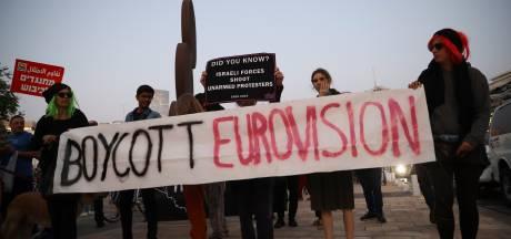 Action devant la RTBF et la VRT contre l'Eurovision en Israël