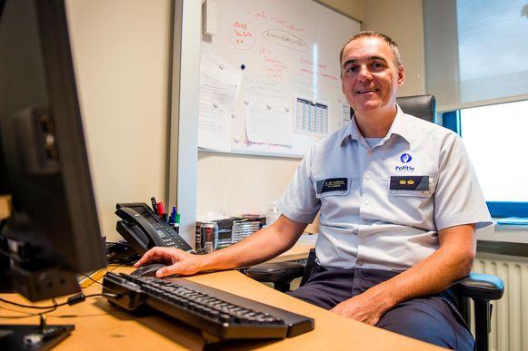 Politiecommissaris Rudi De Clercq was twintig jaar geleden nauw betrokken bij de invoering van het nultolerantiebeleid in Lokeren.