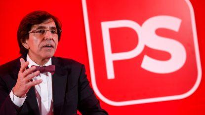 """Di Rupo: """"In 2019 stap ik wellicht op als PS-voorzitter"""""""