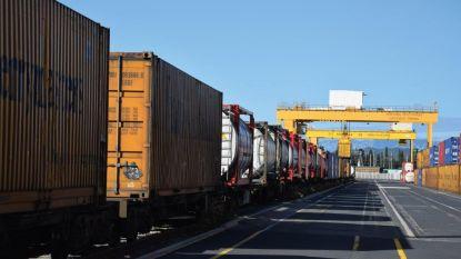 Haven heeft nieuwe spoorverbinding met Noord-Frankrijk