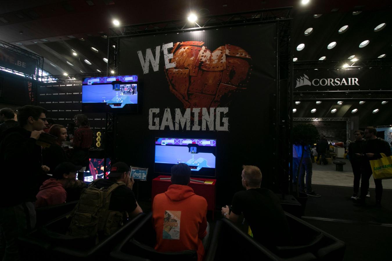 In 2019 trok gamebeurs GameForce nog duizenden gameliefhebbers. In 2020 kan het evenement geen doorgang vinden door het coronavirus.
