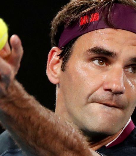 """""""Federer s'est engagé à venir"""" à l'Open d'Australie"""