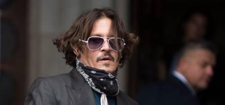 Johnny Depp ontkent slaan Amber Heard na grap over tatoeage: 'U zit verkeerd'