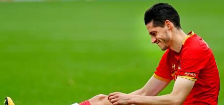 Vejinovic maakt rentree bij AZ in besloten duel met FC Utrecht