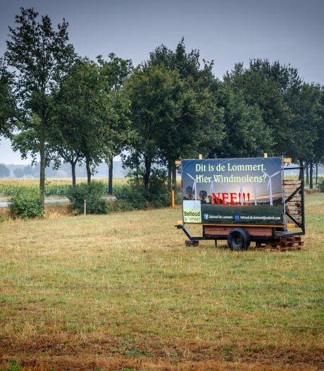 Vergeefse gang naar Raad van State om bouw windmolens in Staphorst