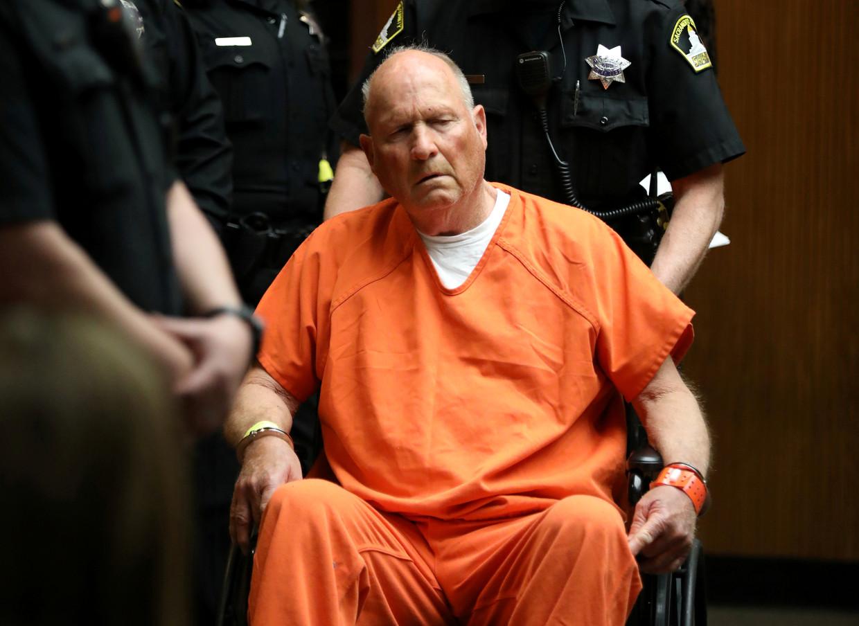 'Hij drong slaapkamers binnen, bond koppels vast, stapelde borden op de rug van de man en dreigde dat zijn vrouw het niet zou overleven als er een bordje viel' Beeld REUTERS