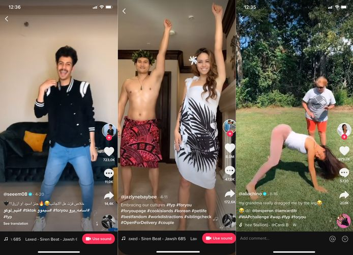 TikTok, waar miljoenen mensen dansjes delen, is minder onschuldig dan het lijkt.