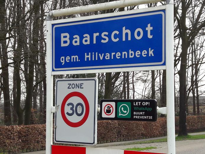 Baarschot.