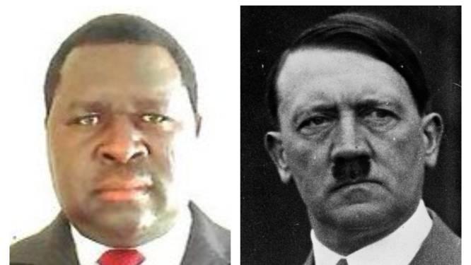 'Adolf Hitler' wint regionale verkiezingen in Namibië, maar wil wereld niet veroveren