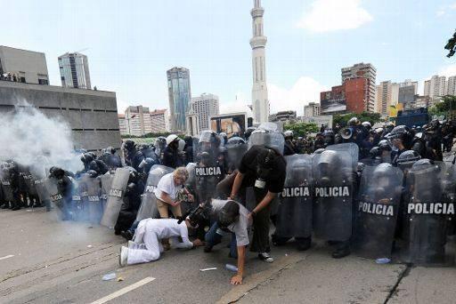 Caracas, au Vénézuela, doit également faire face à un taux de criminalité très élevé.