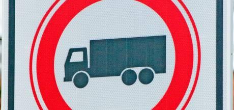 Truckverbod Bredaseweg leidt tot nieuwe botsing in de Roosendaalse coalitie