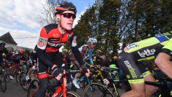 Drie Belgen, onder wie Hermans (BMC), staken strijd in de Giro
