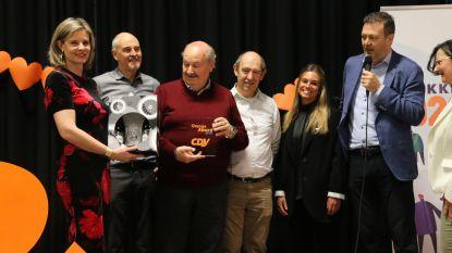 Journalist Manu De Bruyne wint CD&V-award