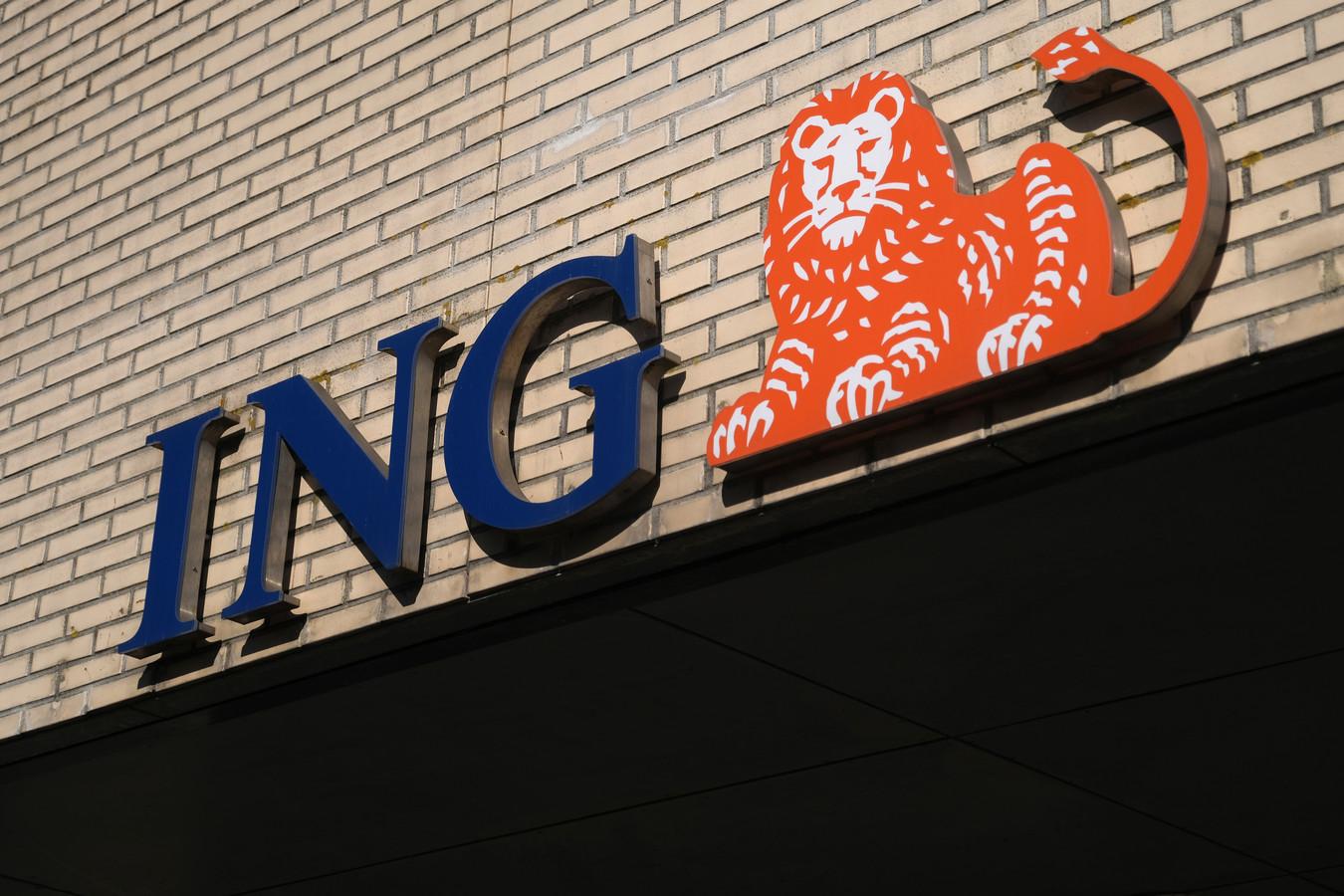 Logo ING Bank.