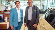 Garage Van Avondt overgenomen door BMW Juma