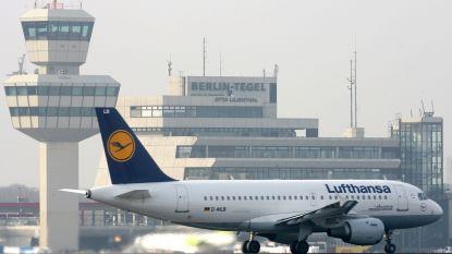 Cabinepersoneel Lufthansa gaat deze week staken