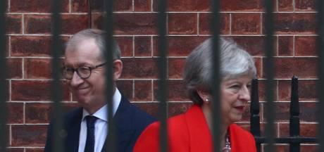 Wisselende reacties na vertrek May, van 'moedig' tot 'foute inschatting'