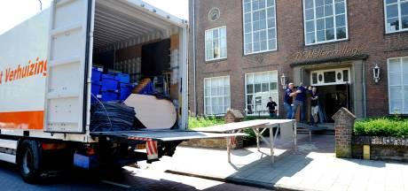 Binnenkijken bij Residentie Moller op Dag van de Bouw in Waalwijk