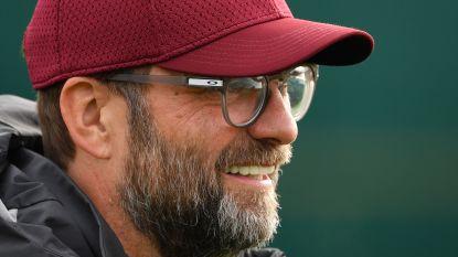 """Mazzu dag voor Champions League-kraker: """"Wat Liverpool zo gevaarlijk maakt? Klopp!"""" - Salah traint mee bij 'Reds'"""