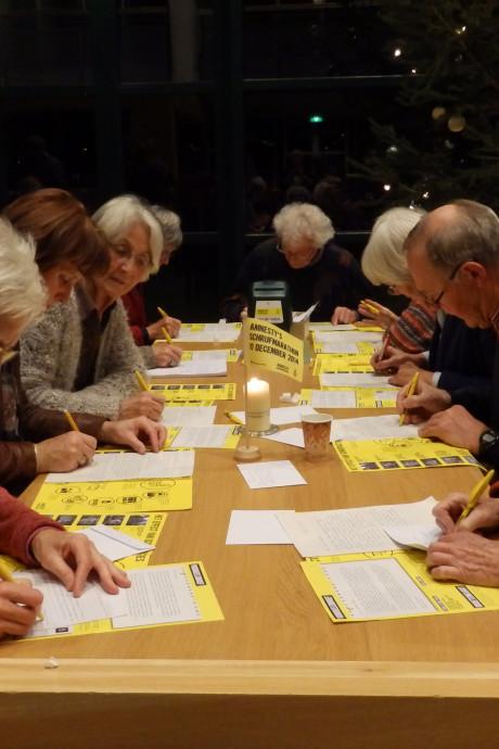 Te weinig jongeren in Grave en Malden actief bij Amnesty International: werkgroep stopt na 45 jaar