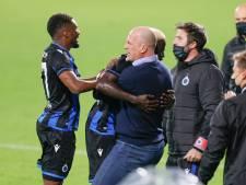 Le Club de Bruges renoue avec la victoire et vire en tête