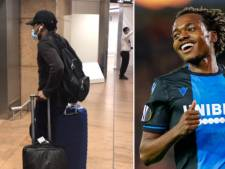 Percy Tau est arrivé à Bruxelles: un transfert inattendu pour Anderlecht