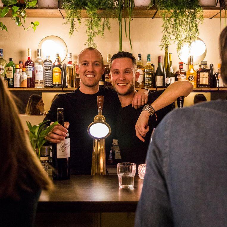 Restaurant Wijmpje Beukers. Beeld Tammy van Nerum