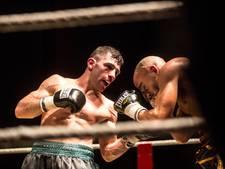 Rafaël Harutjunjan bokst op 26 mei in Den Bosch